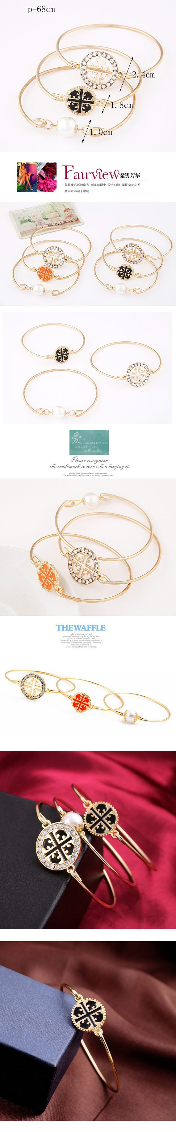 Браслет Alex And Ani 3pcs ,