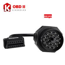 OBD OBD II Adapter für BMW 20 pin OBD2 16 PIN Buchse e36 e39 X5 Z3 für BMW 20pin 2 Jahre Garantie(China (Mainland))