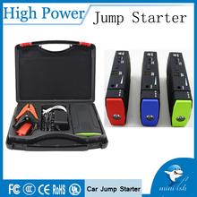 Emergency 12V portable mini multi-function car emergency power bank Mini Booster Jump Starter