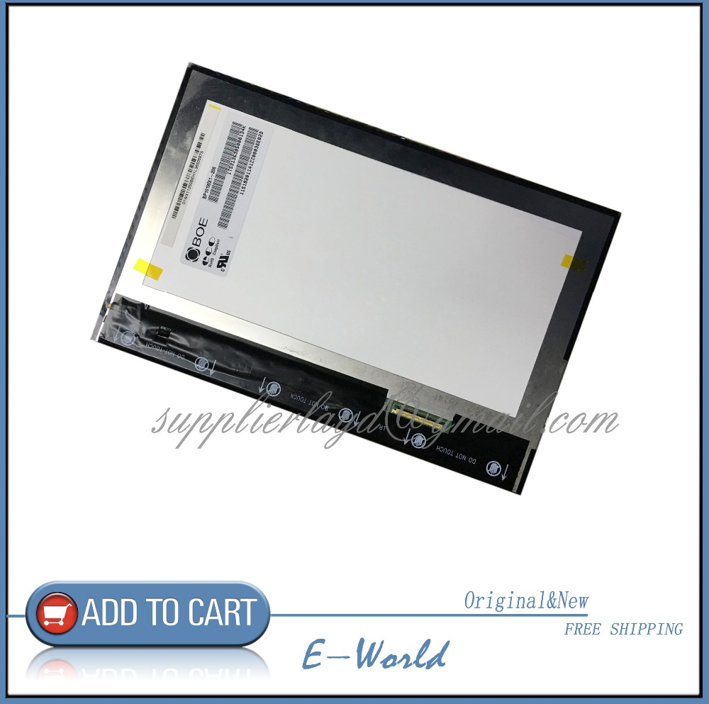 Original and New LCD Display For Lenovo S6000 BP101WX1-206 10.1inch Tablet PC screens Test the Good send