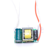 10W LED Driver Power Supply For Chip Light Lamp Bulb short circuit protection AA2105(China (Mainland))
