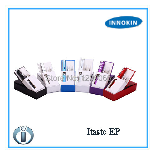 New genuine innokin itaste EP e cigarette starter kit pen style itaste EP kit with iclear 10 atomizer with various color<br><br>Aliexpress