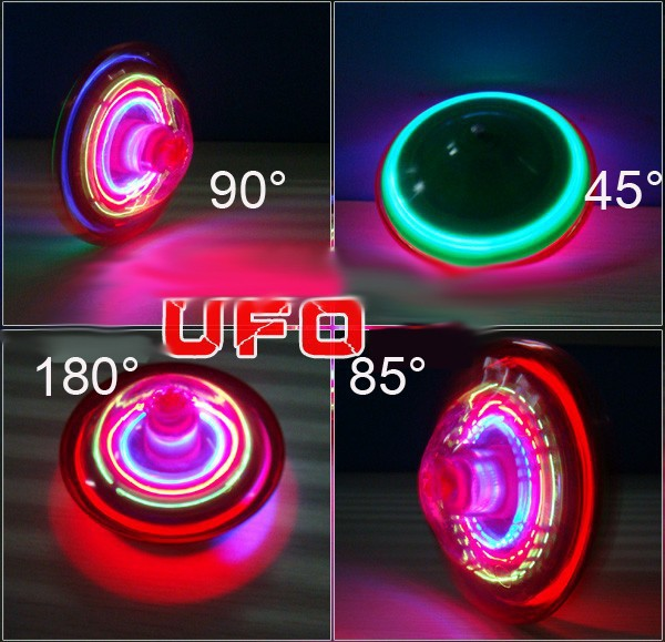 2014 NEW beyblade spinning top toys musical for novelty classic toy fusion flash led electric ufo Various angles of rotation(China (Mainland))