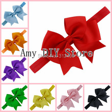 wholesale elastic ribbon headbands