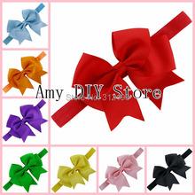 wholesale elastic ribbon bows