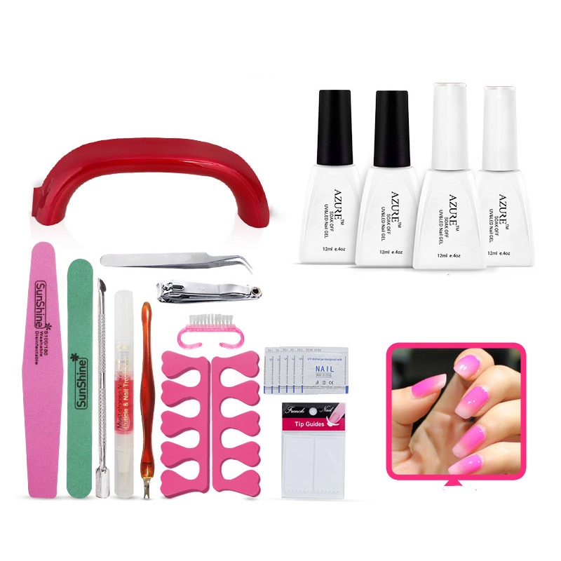 Gel Nails Kit South Africa – Papillon Day Spa