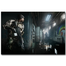Buy Battlefield BF 1 4 Art Silk Fabric Poster Print 13x20 24x36inch Hot Game Soldier Pictures Children Room Wall Decor Gift 14 for $4.91 in AliExpress store