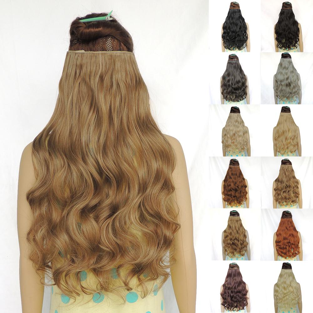 Tinta de Cabelo Tic Tac Grizzly Mega Hair Extension Fast Dendy Aplique de Sintetico Freetress Synthetic Closure Gray 70cm 120g(China (Mainland))