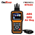 Automotive Diagnostic Scanner FOXWELL NT630 OBD2 Airbag ABS SAS Engine Code Reader Air bag Crash Data
