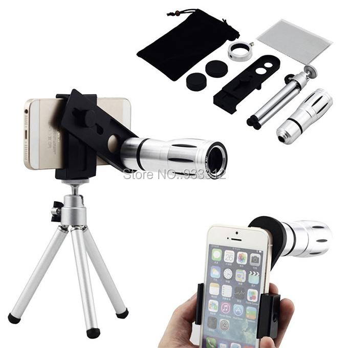 hot 12x optical magnifier telephoto lens camera photo