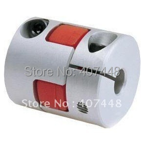 3x Jaw Shaft Coupling Spider Flexible Coupler 8 x 14mm(China (Mainland))