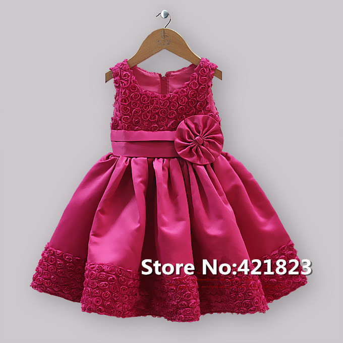 Toddler Girl Party Dresses - RP Dress