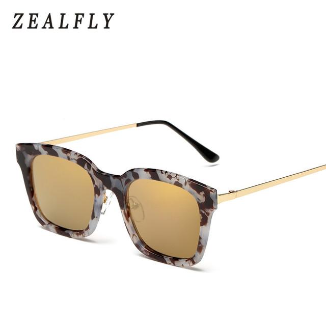 Mens Gold Frame Aviator Sunglasses : Gold Square Aviator Sunglasses Frame Mens Women Metal ...