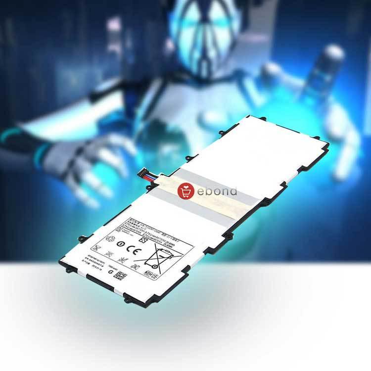 New Original High capacity 7000mAh 3.7V Li Polymer Pad Battery for Samsung Galaxy Tab P5100 P5110 P7500 P7510 SP3676B1A P10(China (Mainland))