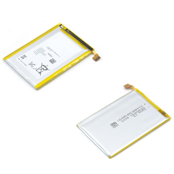 Высокое качество OEM 2330 мАч аккумулятор аккумулятор Bateria для Xperia ZL L35h один C650X Xperia X ZQ
