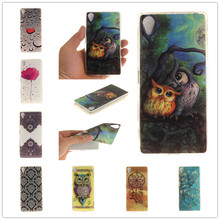 Buy Luxury Paint Soft TPU IMD Silicone Phone Cover Sony Xperia X F5121/ Xperia X Dual F5122 Back Cover Cell Phone Case for $1.48 in AliExpress store