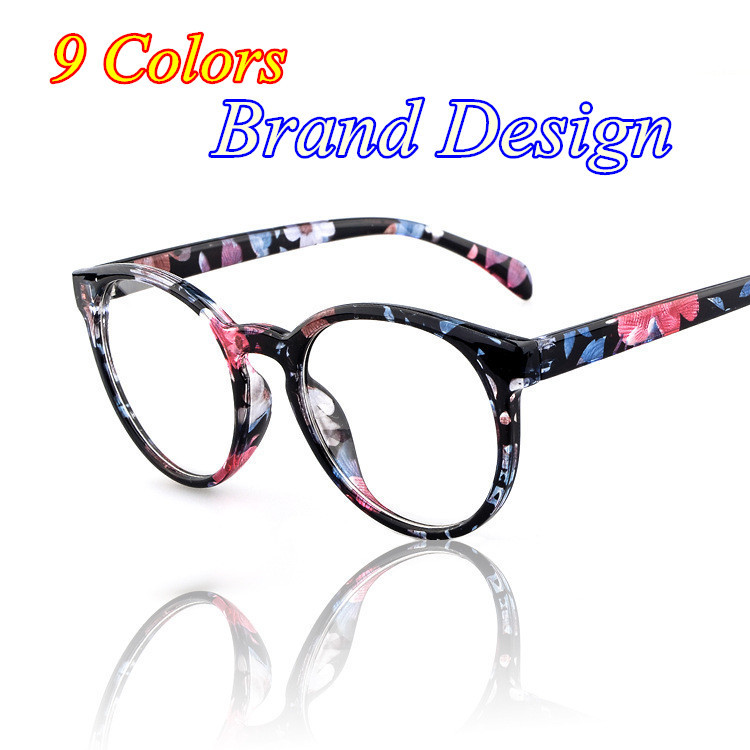 2016 Brand Design Women Fashion Grade Spectacle Frame ...