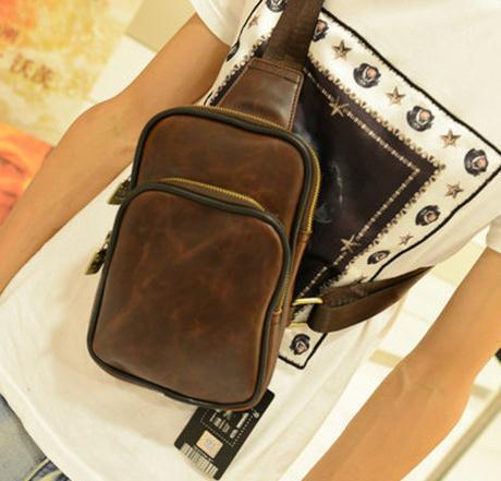 New Fashion Men Messenger Bags Sport Leather+pu Male Shoulder Bag Casual Outdoor Travel Hiking Military Messenger Bag(China (Mainland))