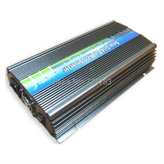 20-48V 1000W Solar  Pure Sine Wave Grid Tie MPPT Inverter, Output 90-140V.50hz/60hz, For Alternative Energy Home System(China (Mainland))