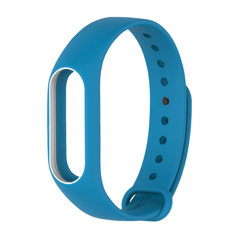 image for Newest Replace Strap For Xiaomi Mi Band 2 MiBand 2 Silicone Wristbands