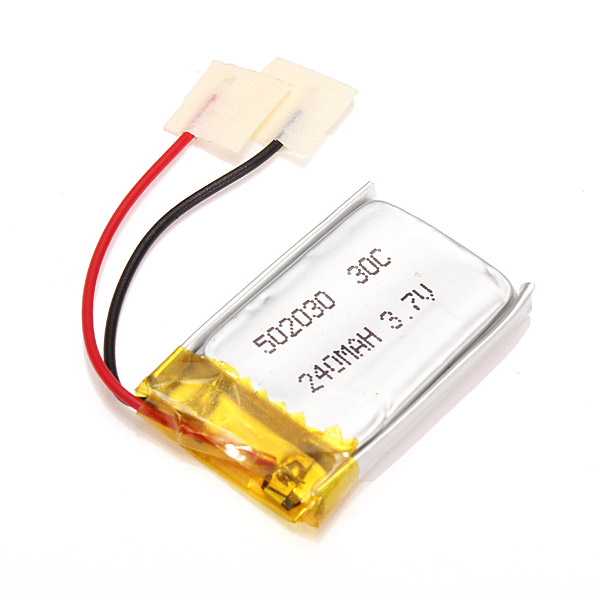 LiPo Battery For 6020 Syma S107 S108 S109 S026 RC Helicopter(China (Mainland))