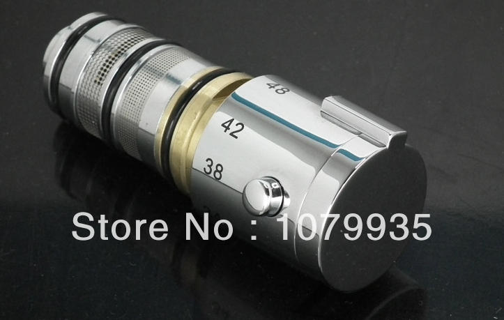 C- Retail - High Quality Brass Thermostatic Cartridge, Thermostatic Mixer Valve, France Vernet Inductor-2(China (Mainland))