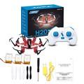 Mini Drone 6 Axis Rc Dron jjrc h20 headless mode rc Quadcopters Professional Pocket Drone Remote
