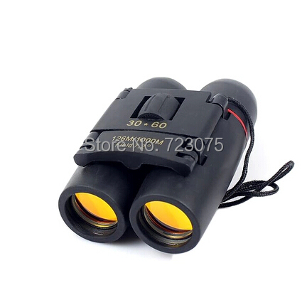 latest version 30x60 telescope high magnification green film night vision binoculars - Rasu store