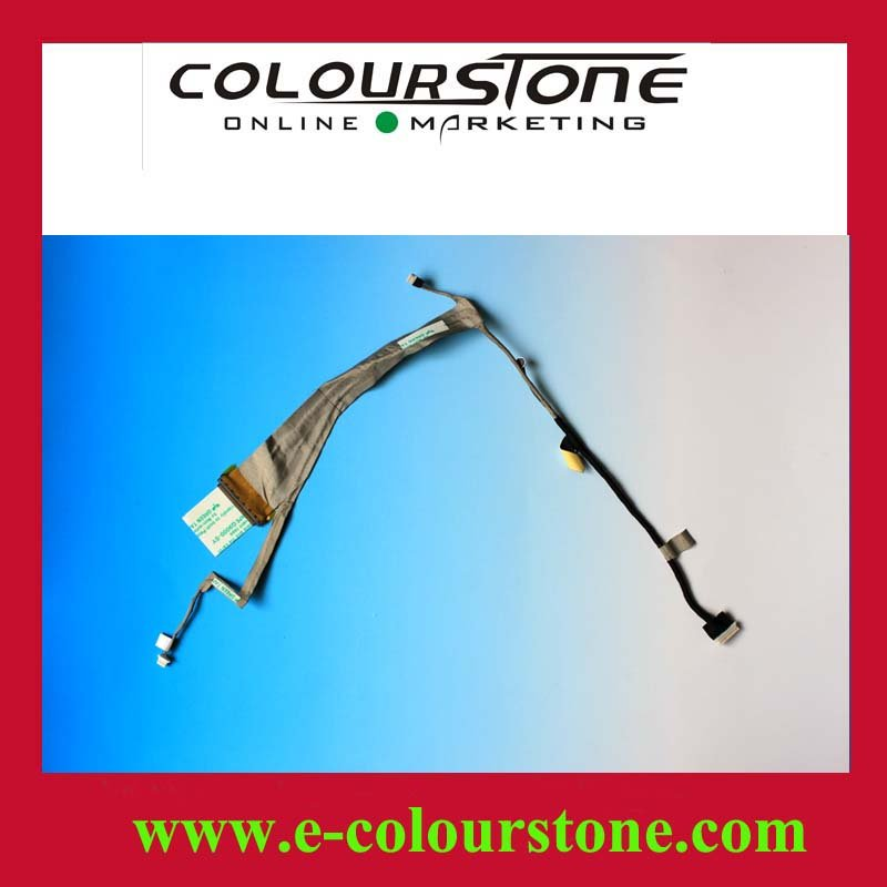 K52 Laptop computer LCD Video Cable for ASUS K52 K52F K52N K52JR LCD screen flat Cable DC020011Z10(China (Mainland))