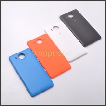 Buy 100% Genuine Rear battery door housing Nokia 950 back cover Microsoft lumia 950 rear cover case 1x screen film free for $1.89 in AliExpress store