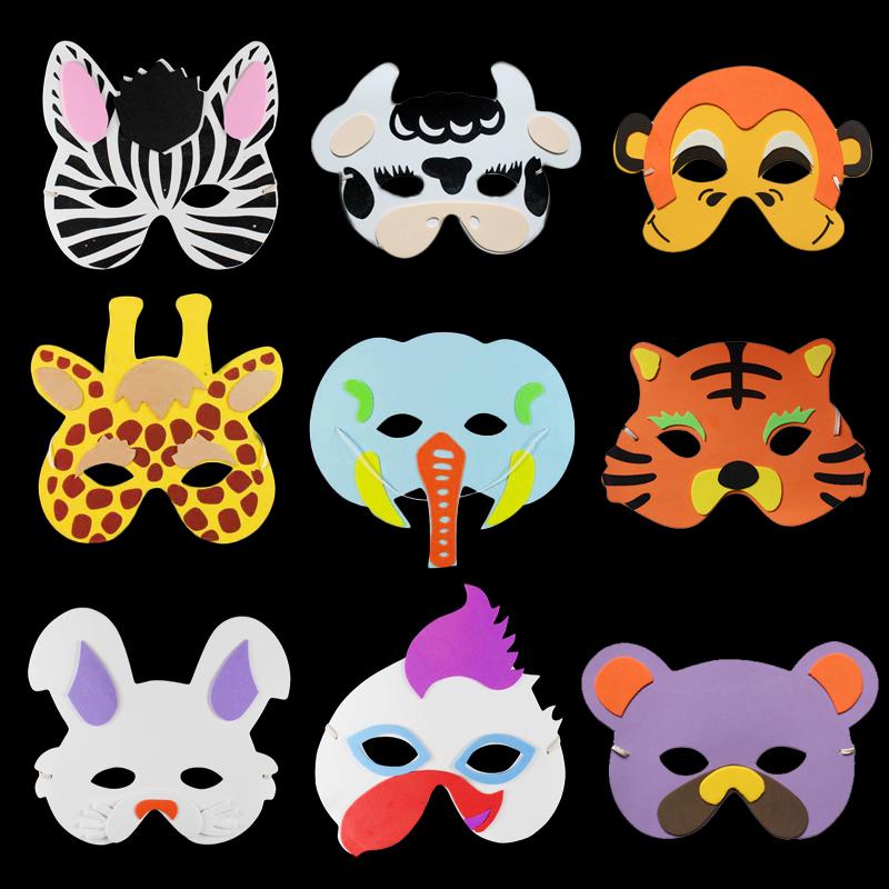 Game Anime Dress up Mask Mask Dress up Animal