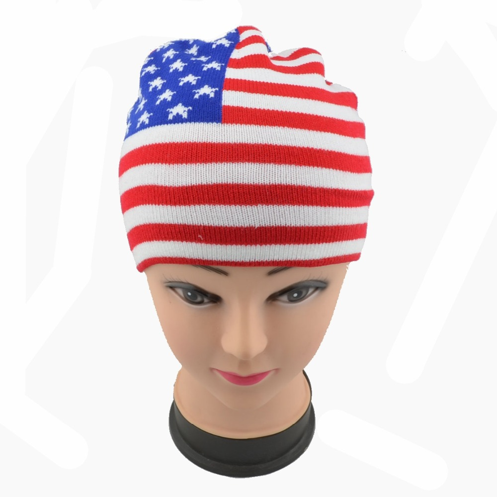 Free-shipping-2014-Hot-new-American-flag-pattern-wool-hat ...