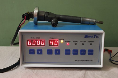 BST203 common rail injector tester and PS400A1 nozzle tester