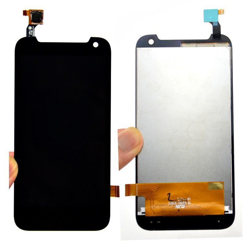 LCD Scree with Touch Screen Digitizer Assembly For HTC Desire 310 Black Free Shipping(China (Mainland))