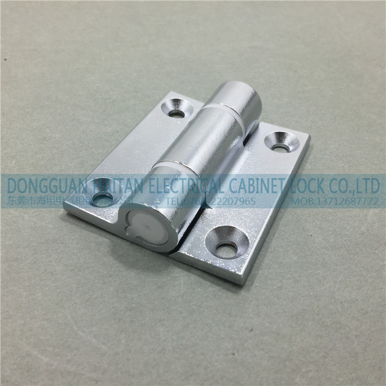 Zinc alloy adjustable damping hinge precision instrument cabinet body door hinge torque damping hinge(China (Mainland))
