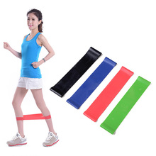Resistance Band Light/Med/Heavy Exercise Yoga Exercise Tubing #gib