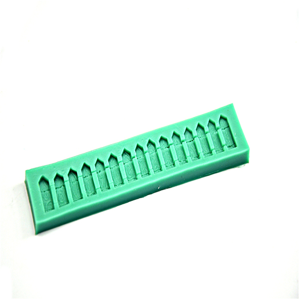 Silicone Fence Shaped Mold