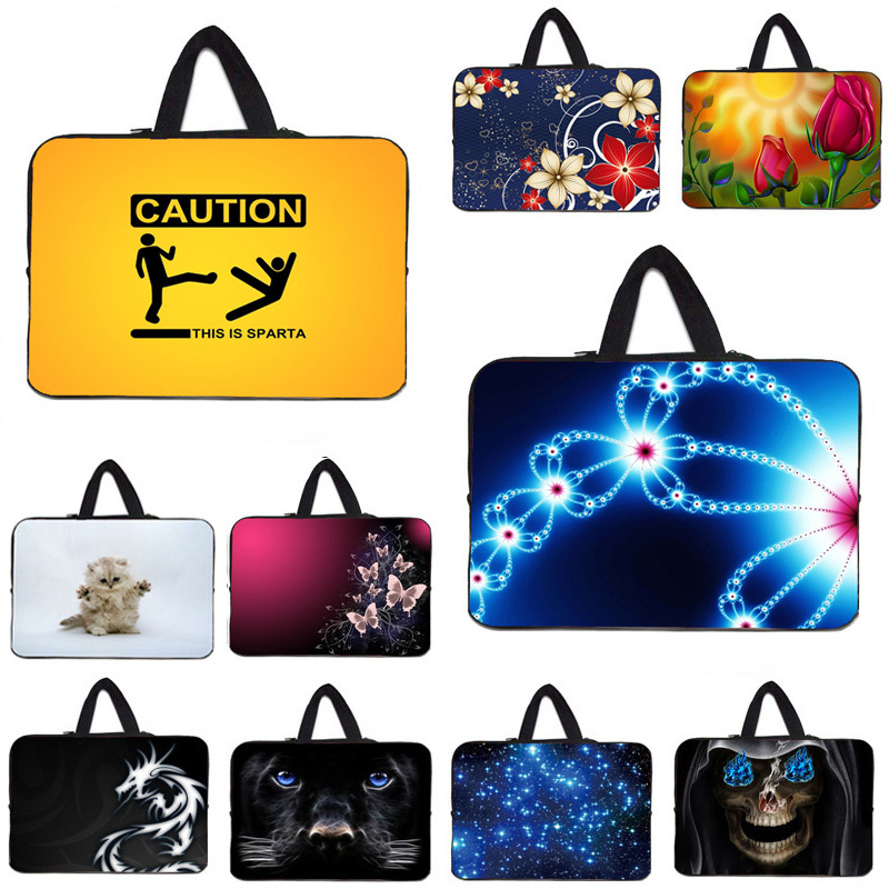 """Fashion Laptop Bag 15.6 For Macbook Pro Case 15 13 12 10"""" Notebook Computer Handbag Tablet Sleeve Case For Dell HP ASUS Apple(China (Mainland))"""