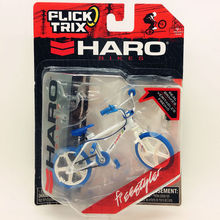 New Flick Trix Finger bike HARD Bmx Diecast Nickel Alloy Stents Professional Finger Bicycle Novelty Mini Toys(China (Mainland))