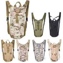 3L Hydration Packs Tactical Bike Bicycle Camel Water Bladder bag Assault Backpack Camping Hiking Pouch Water Bag FE5#(China (Mainland))