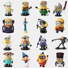 12pcs Lot Minions Kids