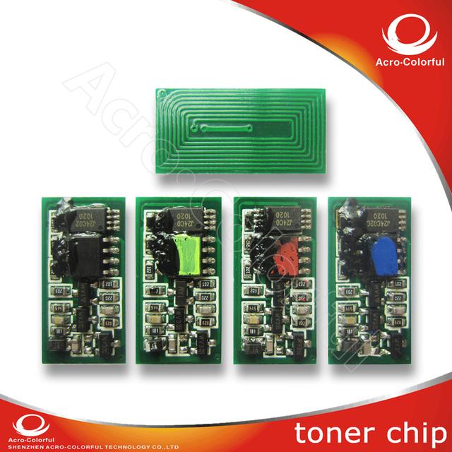 Toner Reset Chip for Ricoh SP C430/431DN Laser Printer with Cartridge Model SPC430/C431
