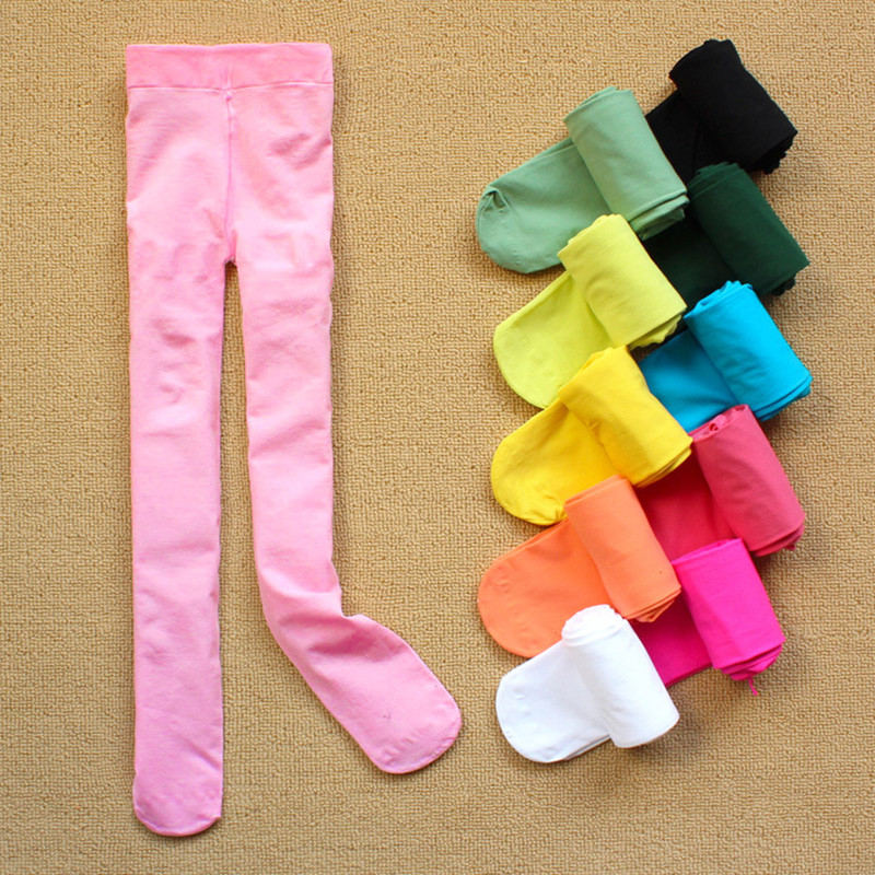 HOT 2016 NEW 1PCS Autumn velvet Pattern Good quality Kids tights for girls children tights 3-12 year girls tights RD5241(China (Mainland))