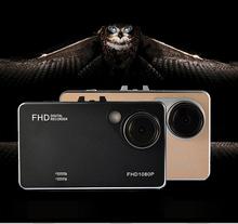 Super Thin Car DVR 1920*1080 HD Night Vision Driving Recorder Wide Angle 170 Degree 2.7 inch Clear CAR Camera With G-Sensor(China (Mainland))