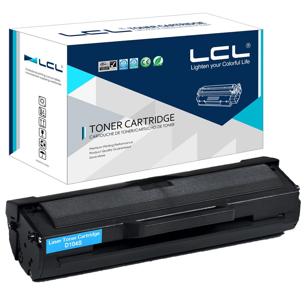 LCL Samsung MLT-D104S D104S (1-Pack) Compatible Lsaer Toner cartridge for Samsung ML1043/1666/1661/3201/3218/1861/3206 от Aliexpress INT