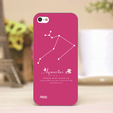 pz0001-10 Aquarius Design Customized cellphone transparent case cover for iphone cases for iphone 4 5 5c 5s 6 6plus