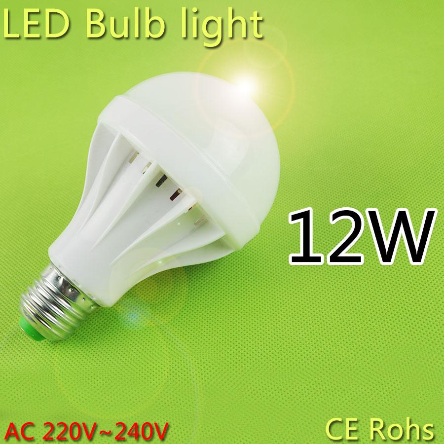 12W Lampada LED E27 LED Lamp 220v 240v Ball Bulb LED Light bulb Lampara Bombilla Ampoule spotlight SMD 5730 globe solar lamp<br><br>Aliexpress