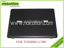 LAPTOP LCD Back Cover FOR TOSHIBA SATELLITE U500 brown