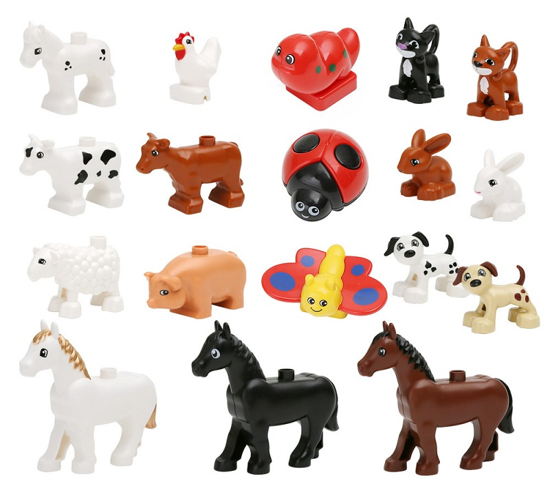 Building Toys For 3 Year Olds : Animal legos sets reviews online shopping