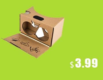 2016 Google Cardboard VR BOX 3.0 Pro1.0 2.0 Version Virtual Reality 3D Glasses + Smart Bluetooth Wireless Remote Control Gamepad